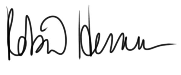 Black signature