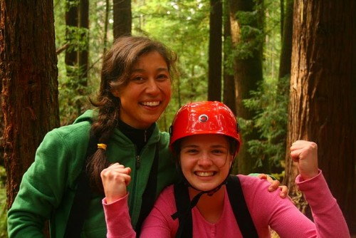AmeriCorps will also teach you how to climb trees