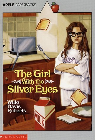 Girl with Silver Eyes 2