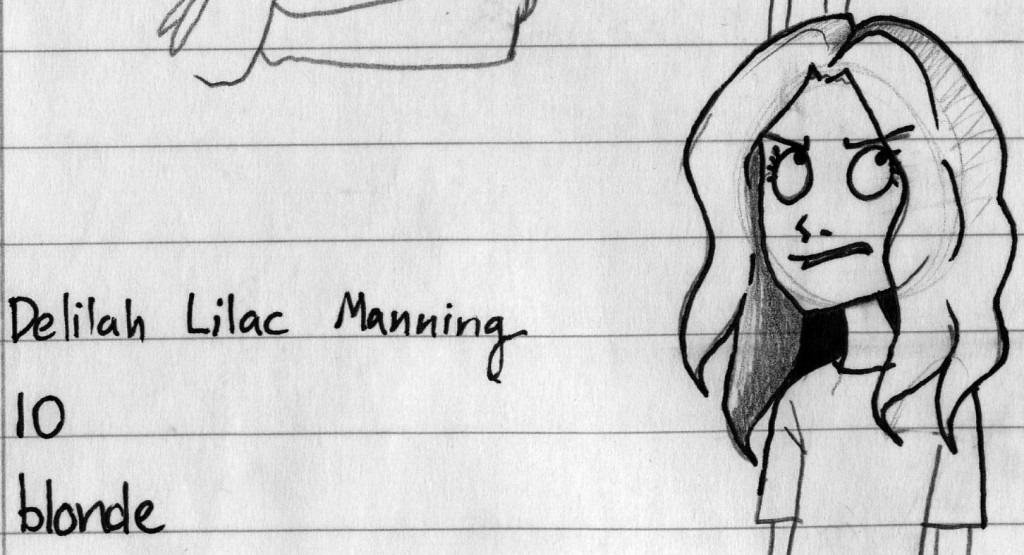 Delilah Lilac Manning