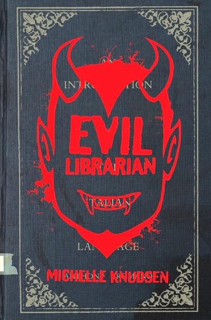Evil Librarian jacket